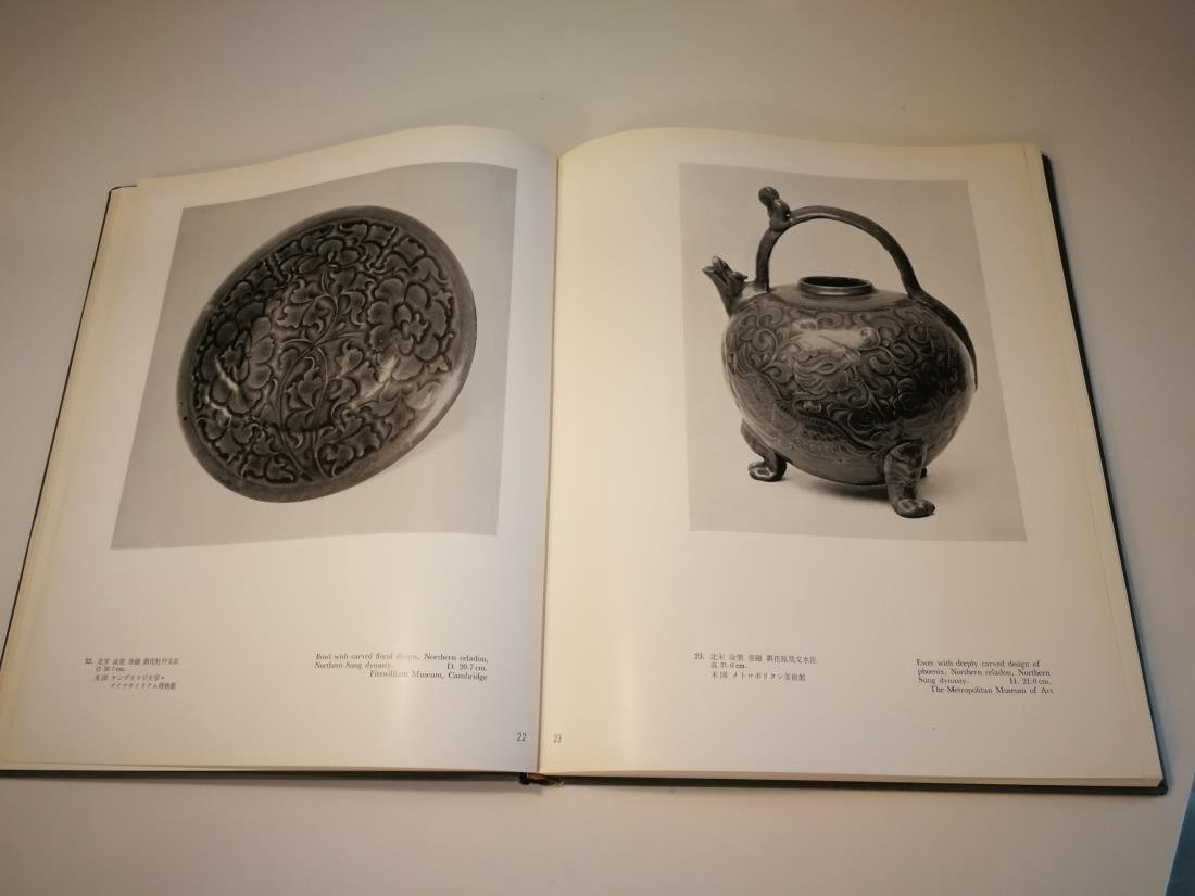 Catalog Book CHINESE CERAMICS IN THE WEST In 1960 - 3