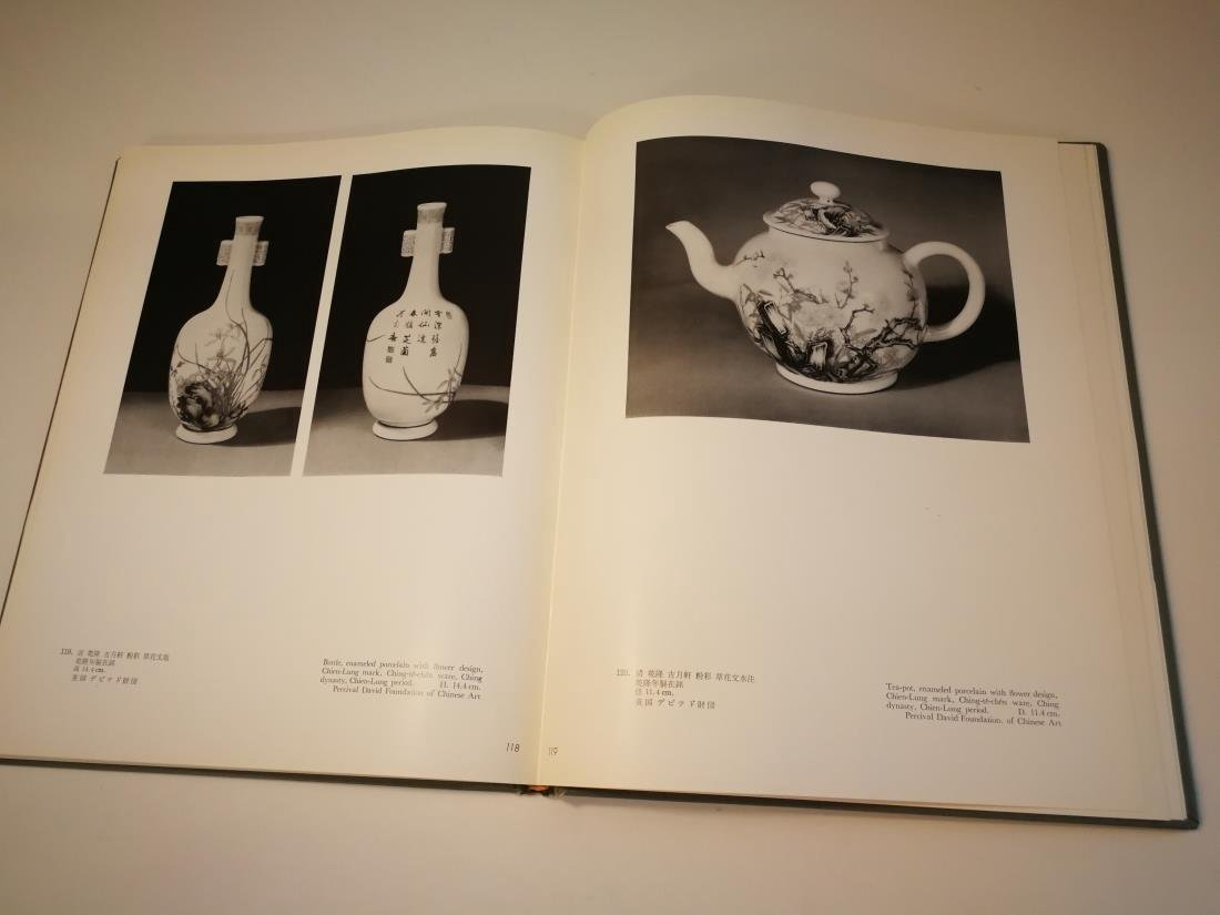 Catalog Book CHINESE CERAMICS IN THE WEST In 1960 - 8