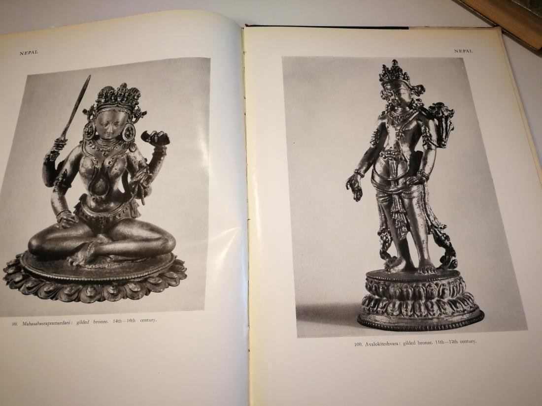 Book THE ART OF ASIA Published in 1954 - 10