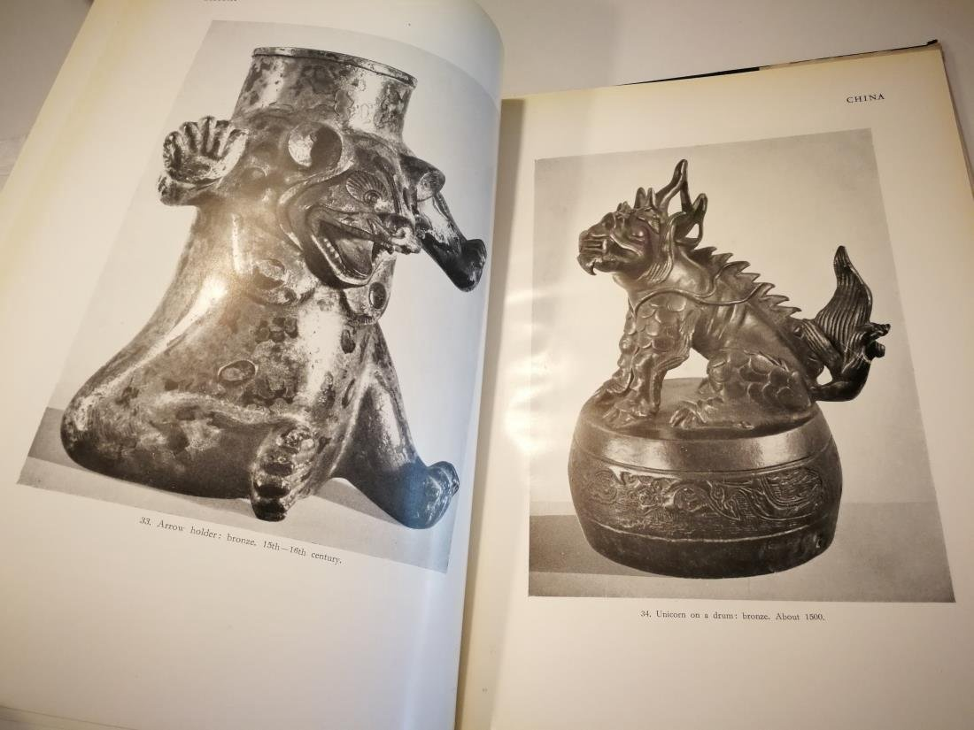 Book THE ART OF ASIA Published in 1954 - 8