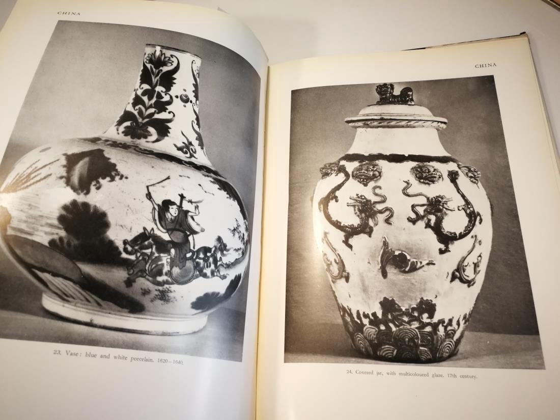 Book THE ART OF ASIA Published in 1954 - 9