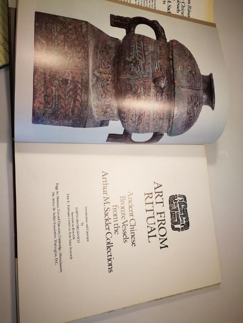 Book ANCIENT CHINESE BRONZE VESSELS Art From Ritual - 3