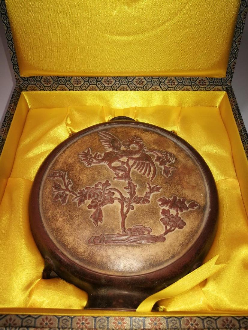 Antique Chinese Yixing Zisha Teapot