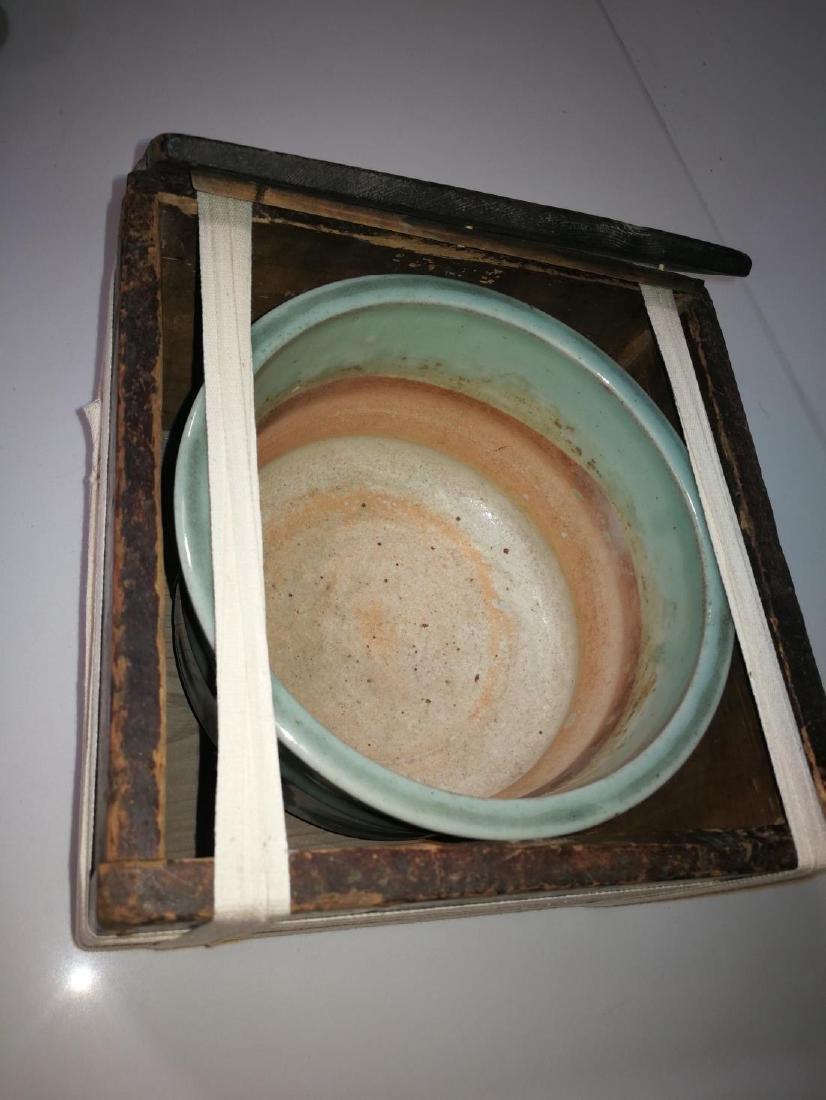 Antique Chinese Longquan Yao Porcelain Incense Burner