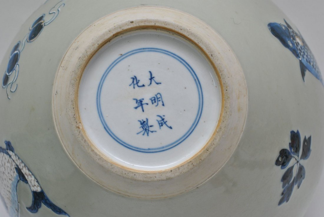 TWO CHINESE PORCELIAN BOWL