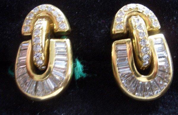 7: Deco Style Diamond/Gold  2.47tcw ( F color  VS clari
