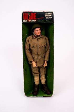 1966 GI Joe Fighting Men Japanese Imperial Soldier