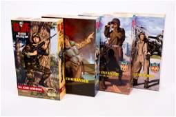 4 G.I. Joe Classic Collection Figures NIB