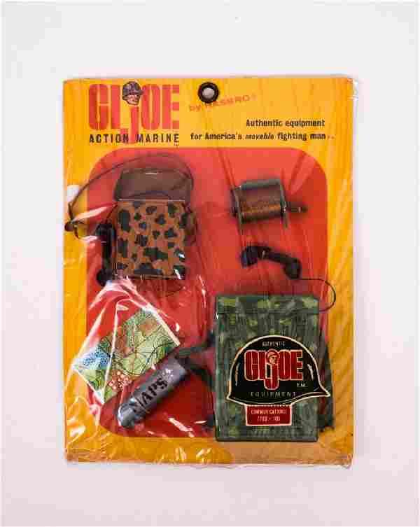 1964 G.I. Joe Action Marine Communications Set MOC
