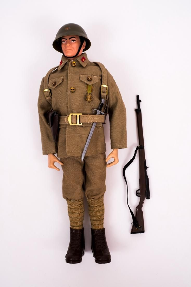 1966 G.I. Joe Japanese Imperial Soldier