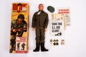 1964 G.I. Joe Action Soldier in OB