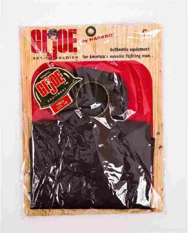 1964 G.I. Joe Action Soldier Poncho Set MOC