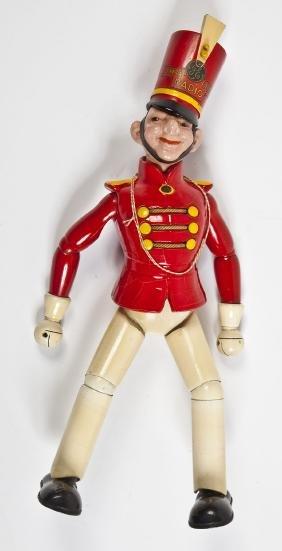 1930's General Electric Bandy Bandmaster Doll
