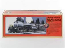 Lionel Union Pacific Big Boy 4-8-8-2 in OB