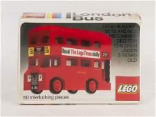 Lego 760 London Bus 1974 Factory Sealed
