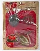 1964 G.I. Joe Action Marine Helmet Set MOC