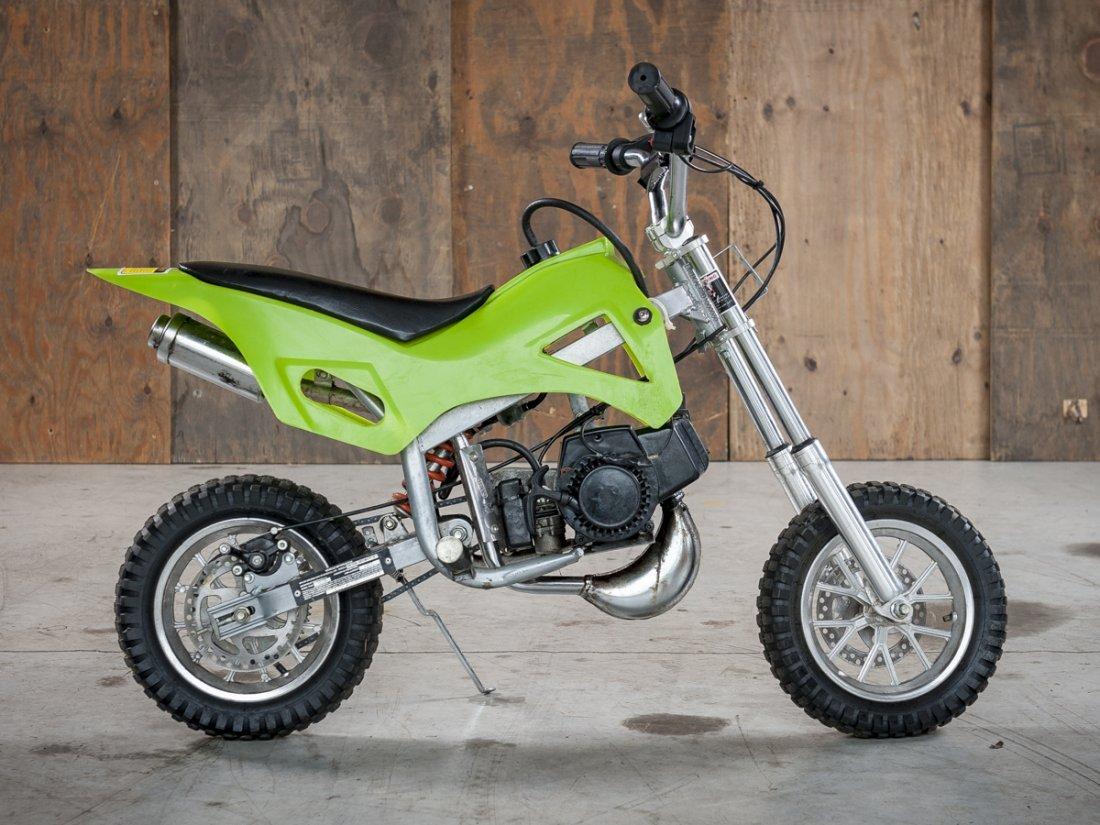 2013 Coolster SpeedMax 50 Mini Dirt Bike