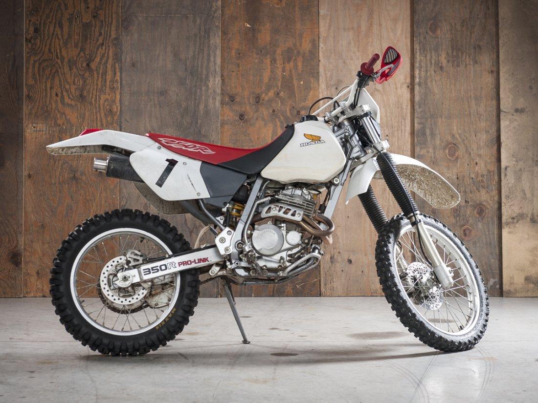 1997 Honda 250R Dirt Bike