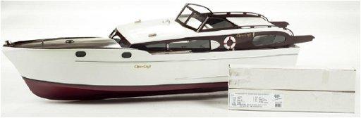 Chris-Craft Model Boat Cabin Cruiser