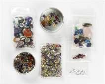 600+ Carats Loose Gemstones