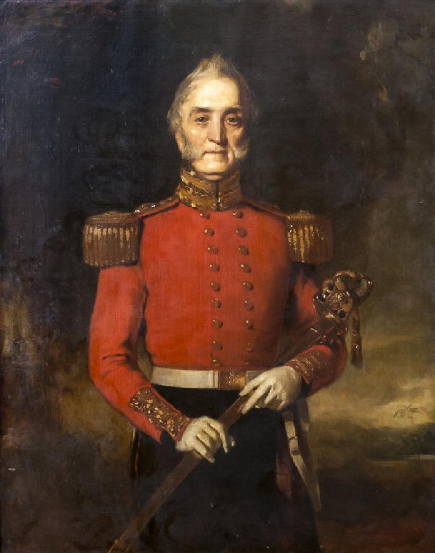 Portrait of George Douglas Dods