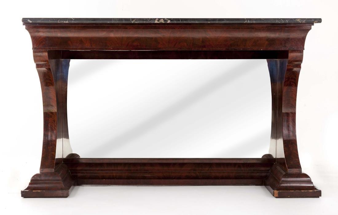 Empire Pier Table