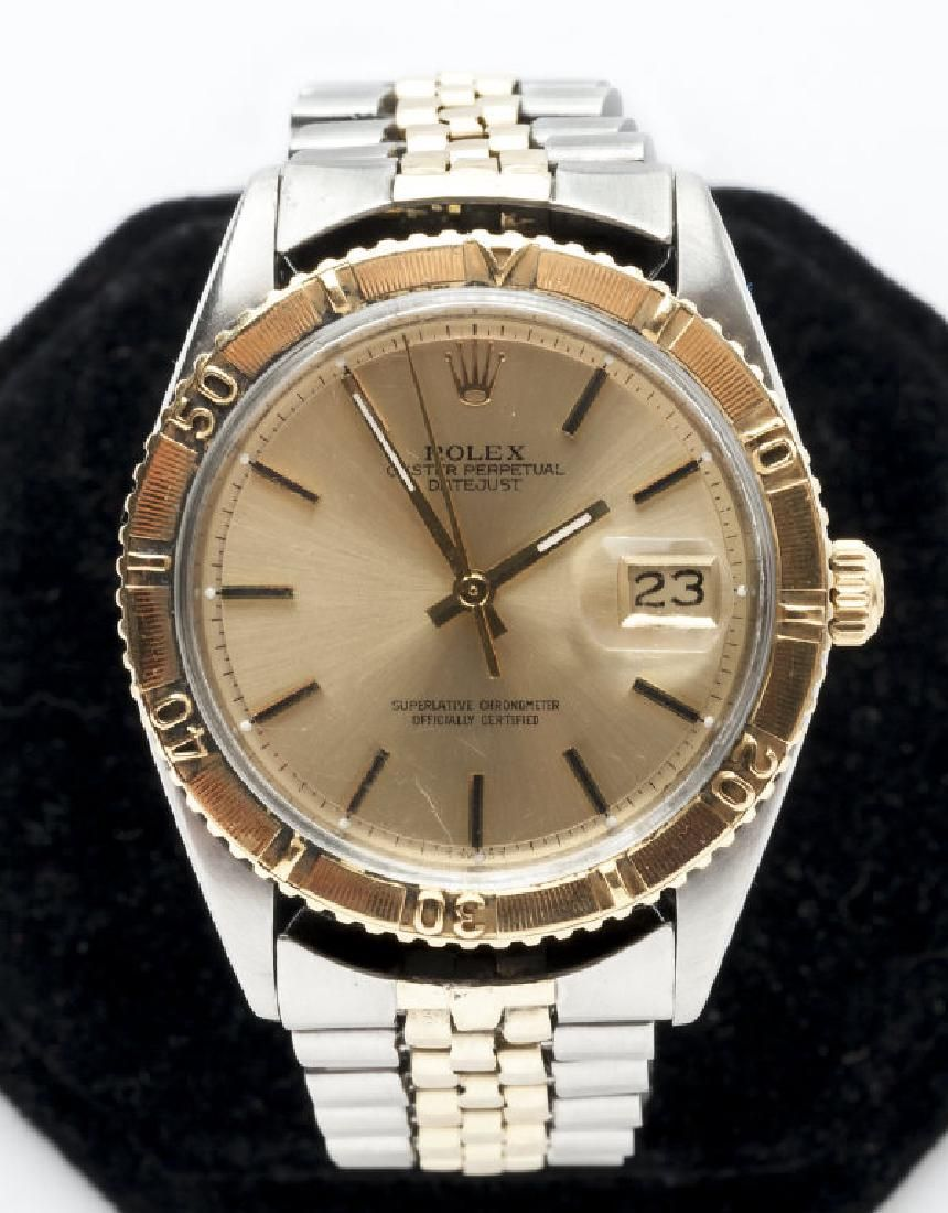 Man's Rolex Oyster Perpetual Datejust Turn-O-Graph