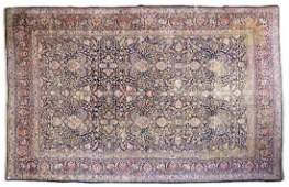 SemiAntique Persian Kerman Room Size Rug