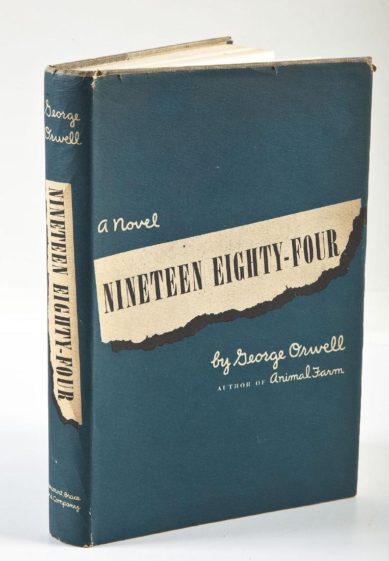 1984 by George Orwell 1949 Edition w/DJ
