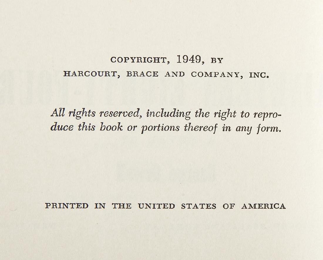 1984 by George Orwell 1949 Edition w/DJ - 4
