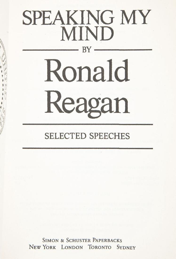 5 President Ronald Reagan Volumes - 4