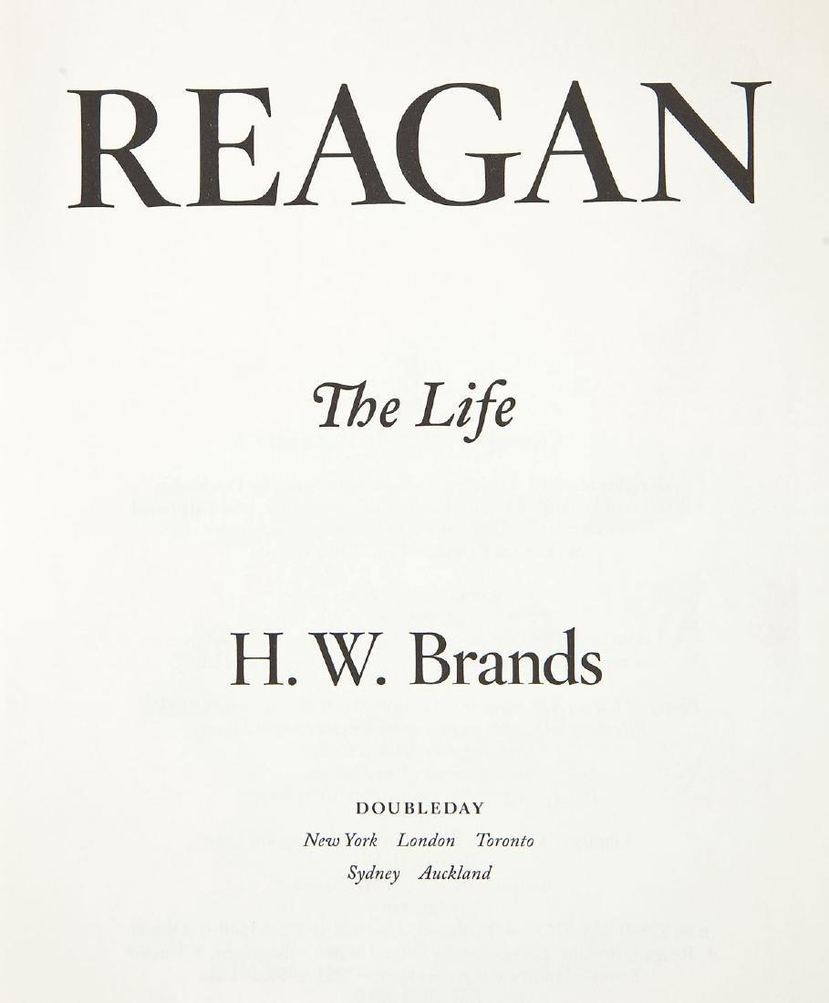 5 President Ronald Reagan Volumes - 6