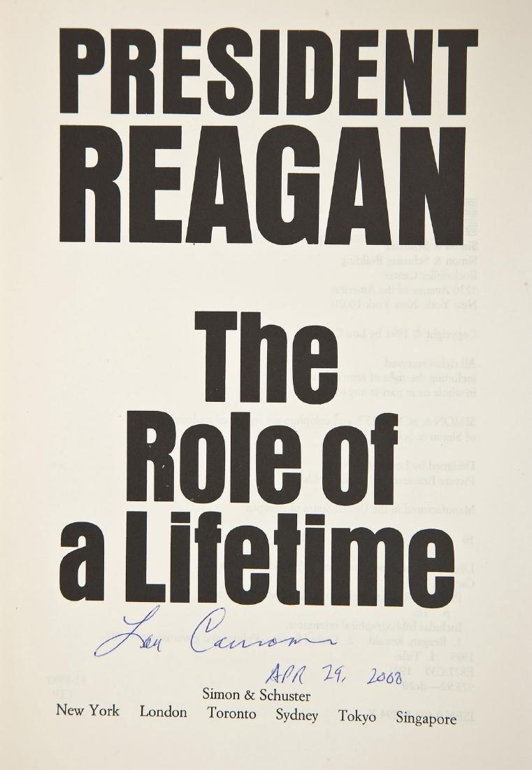 5 President Ronald Reagan Volumes - 9