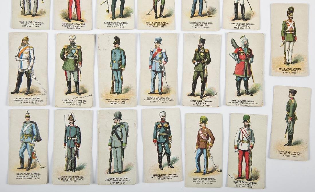 27 Kinney Tobacco Company Military Cards - 3