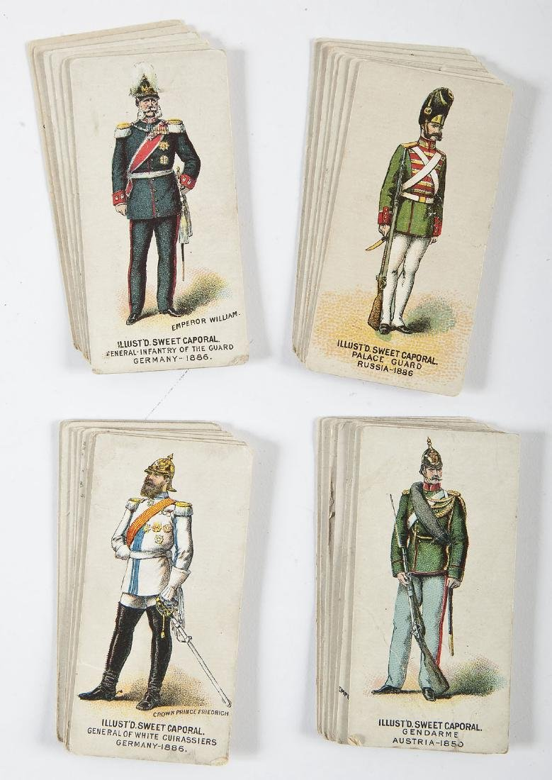 27 Kinney Tobacco Company Military Cards - 5