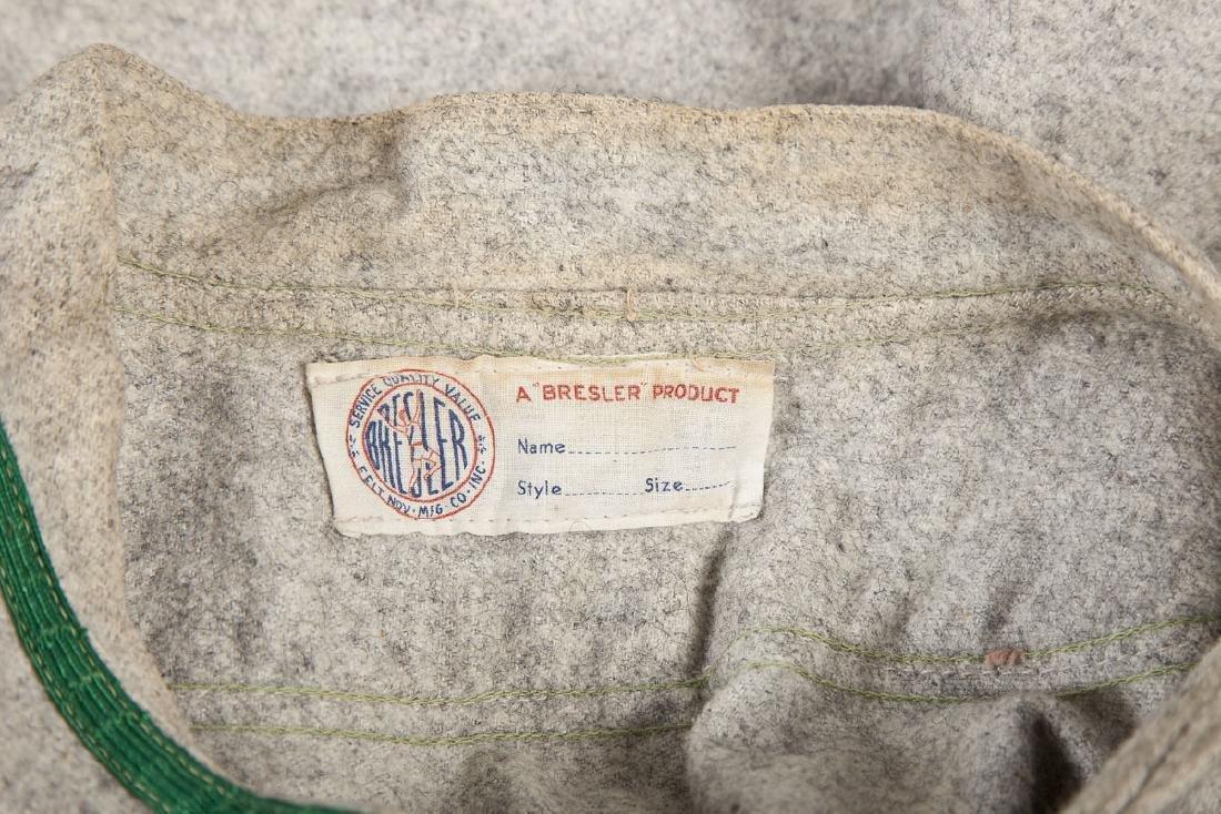 Vintage United Gasoline Wool Baseball Uniform - 3