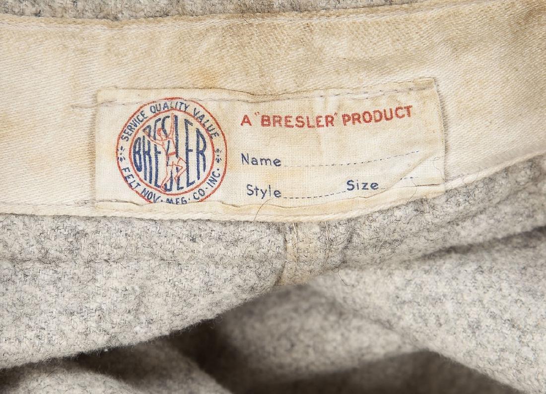 Vintage United Gasoline Wool Baseball Uniform - 4