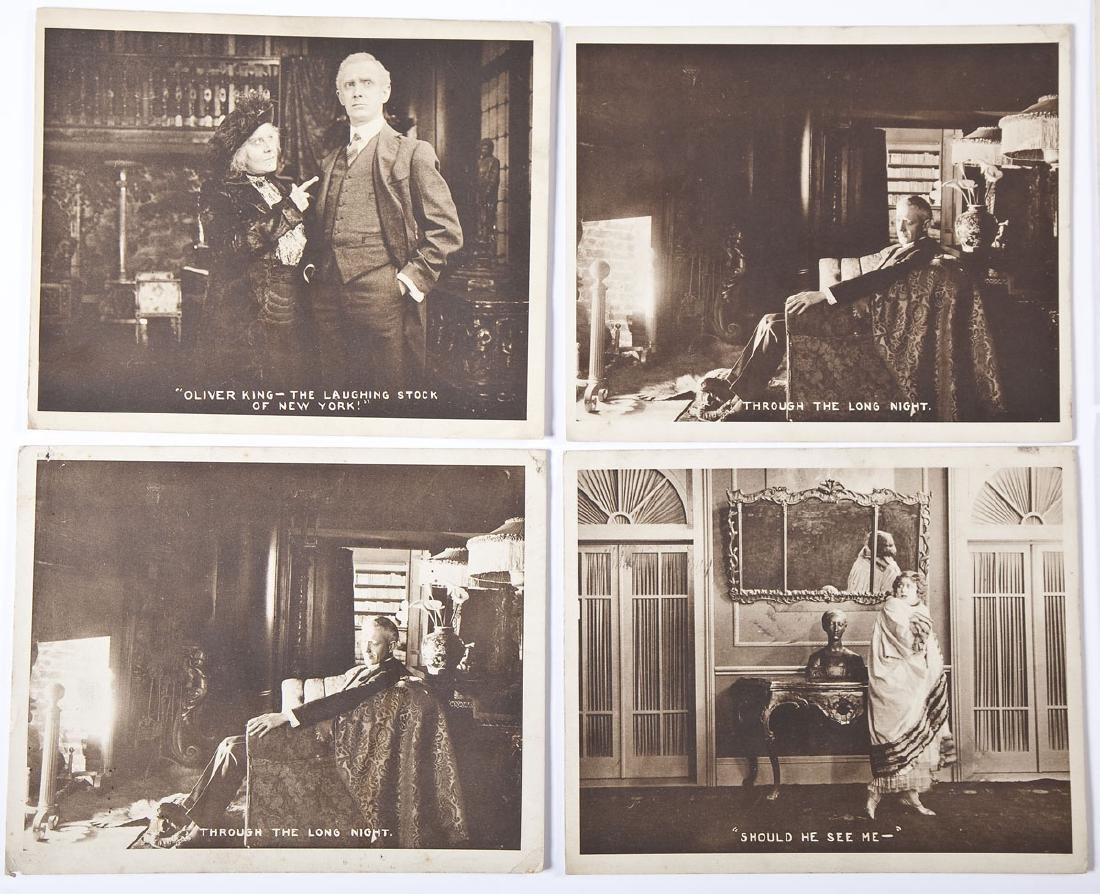 1916 Florence Reed Movie Poster w/ Cards - 5