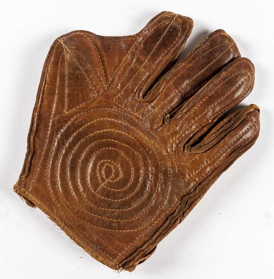 Tornado Palm Full Web Baseball Glove