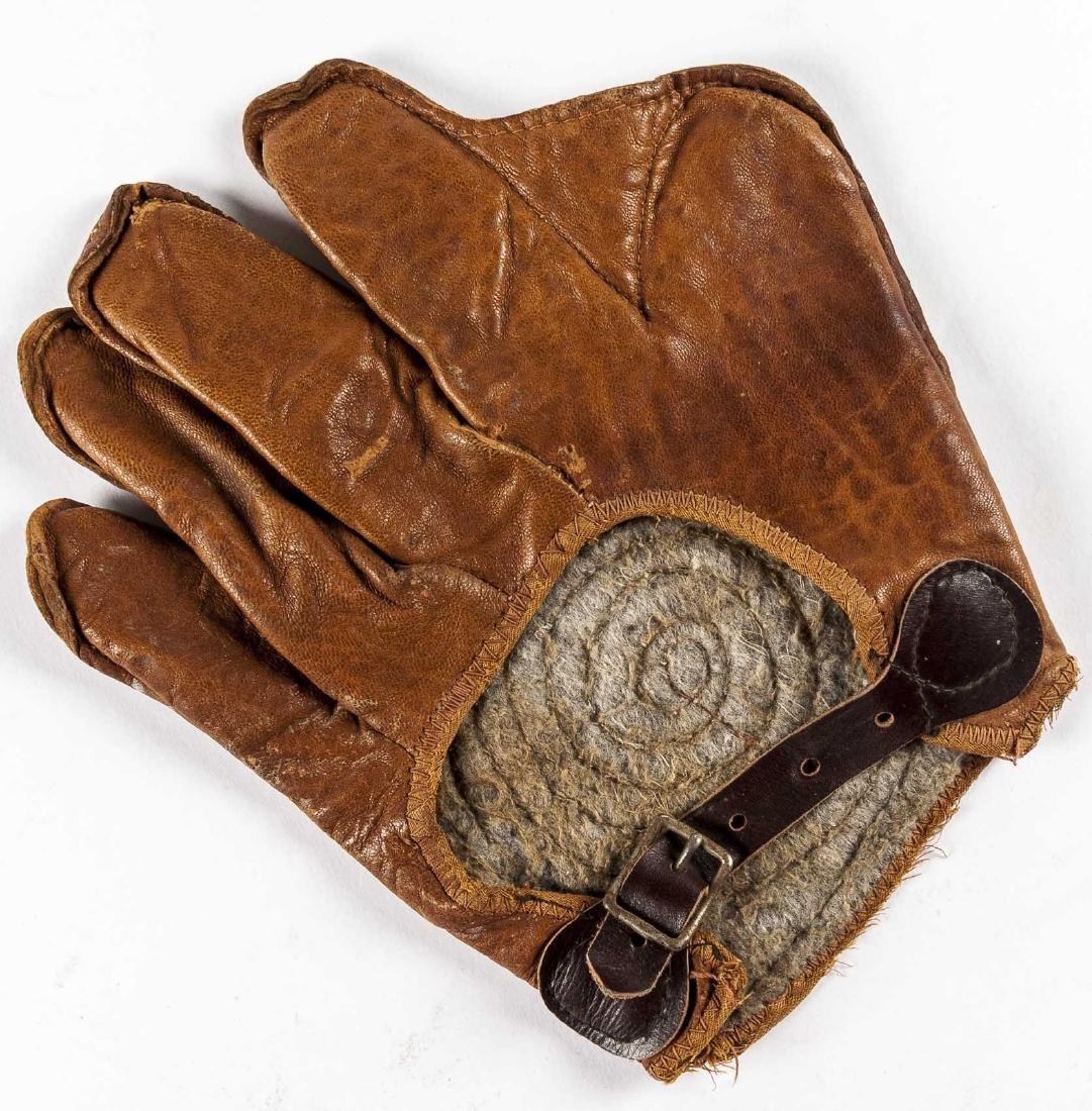 Tornado Palm Full Web Baseball Glove - 2