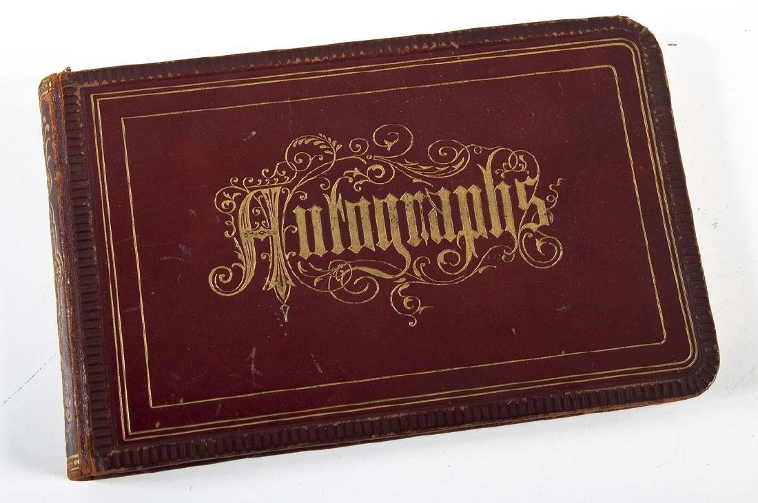 Goho Family Autograph Album Incl Ulysses Grant - 8