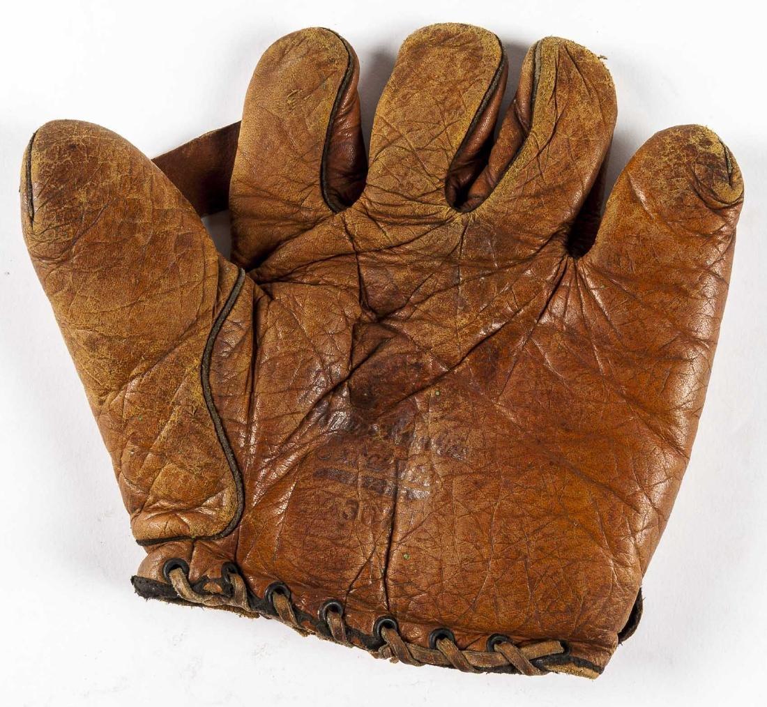"Excelsior 1"" Web Baseball Glove"