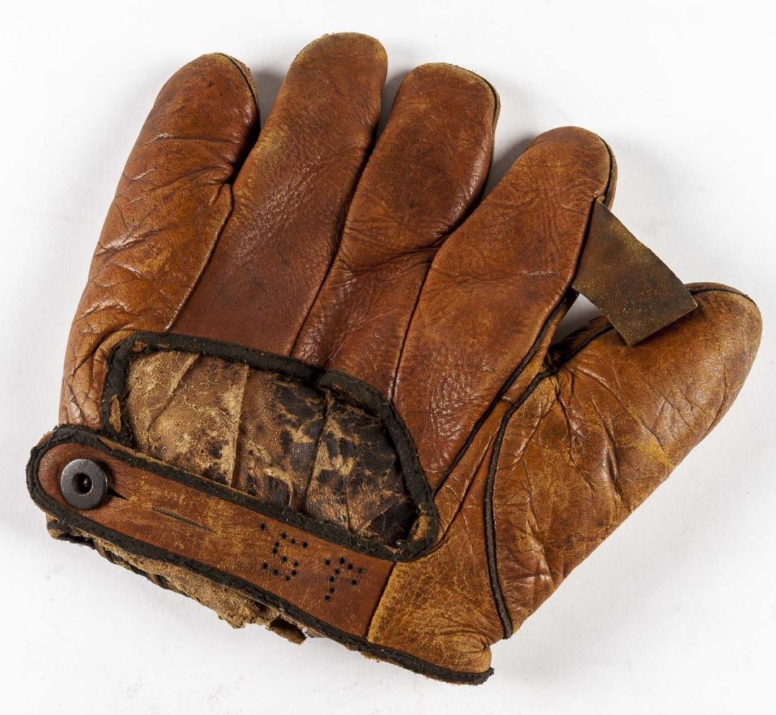 "Excelsior 1"" Web Baseball Glove - 2"
