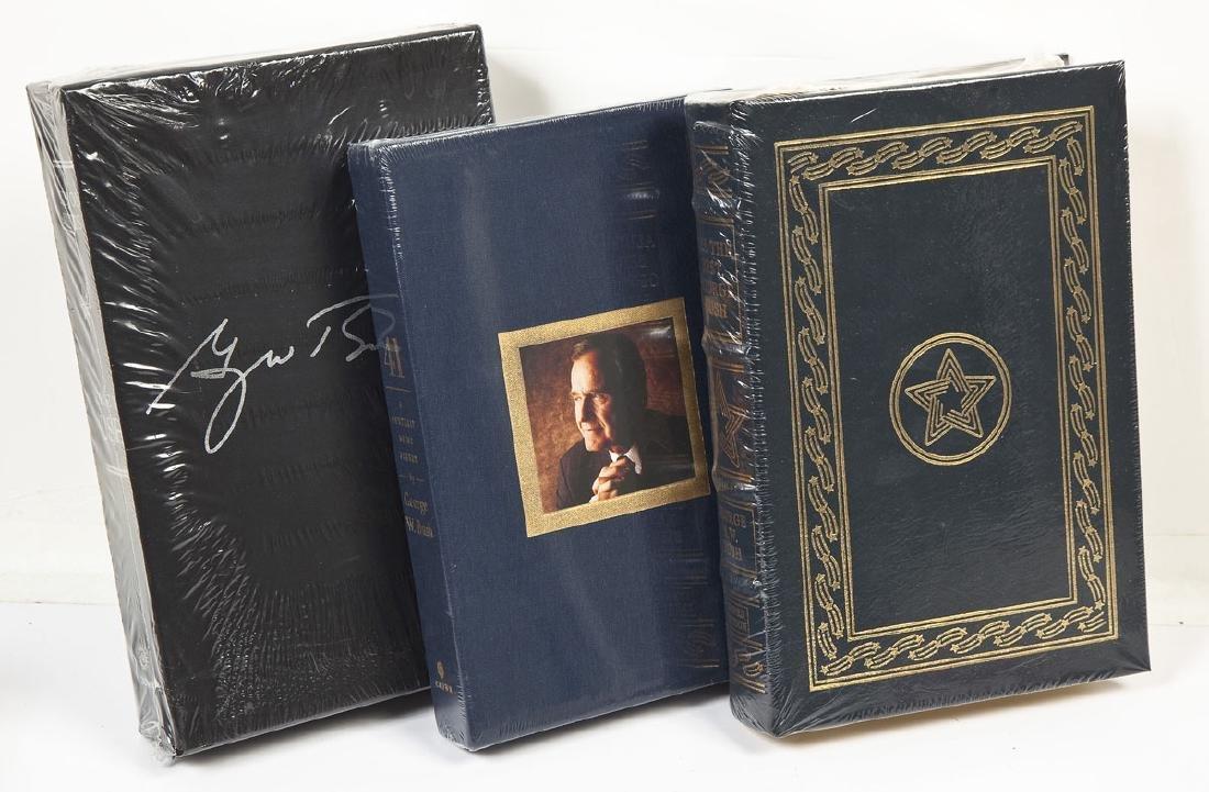 3 President George Bush Signed Books Incl 41 - 2
