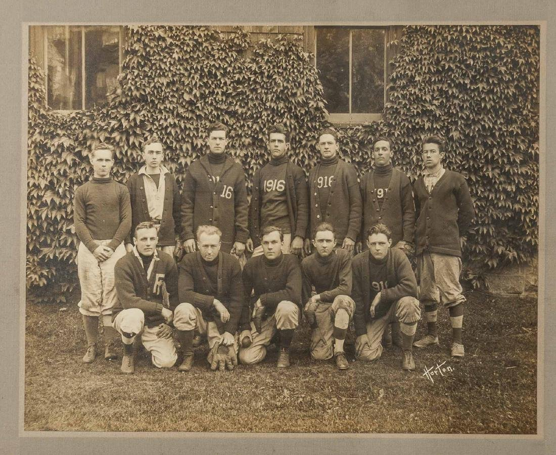 5 Circa 1910s Baseball Photographs incl HA - 3