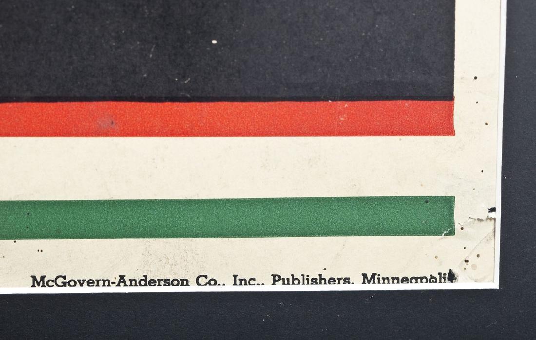 1942 War Bonds Poster Spike That Rumor - 3