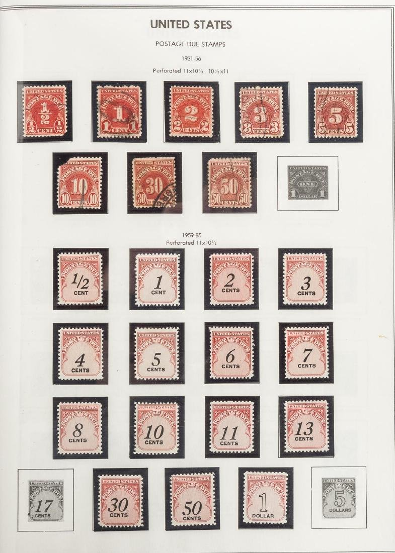 Mint US NH Single Stamps - 3