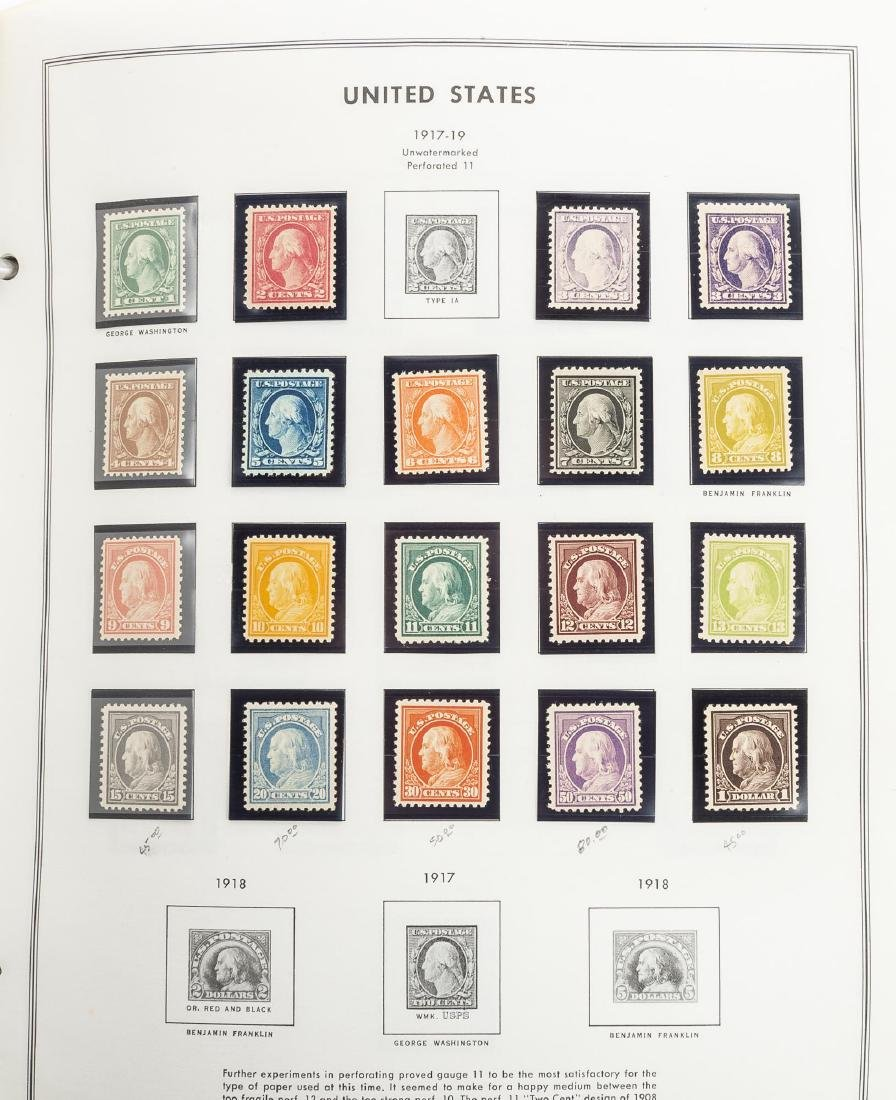 Mint US NH Single Stamps - 7