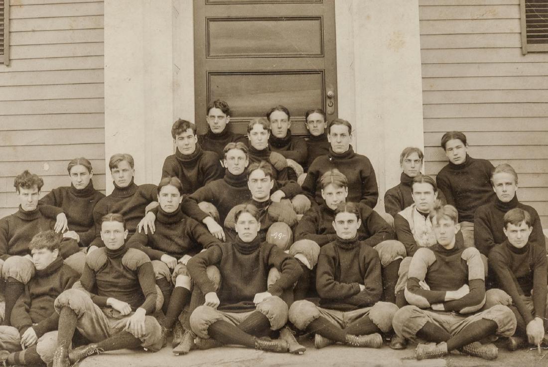 5 Football Photos incl 1920s and 1930s - 4