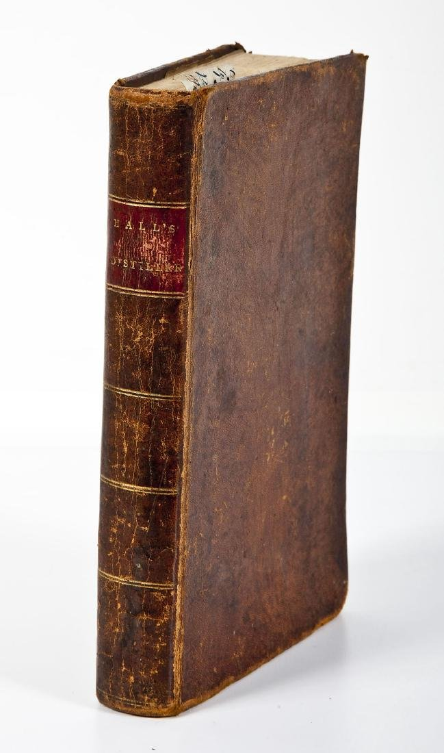 1818 The Distiller by Harrison Hall 2nd Edition